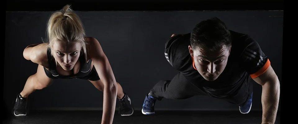 Fitness tijdens corona